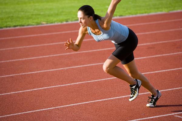 Спринтерский бег техника выполнения