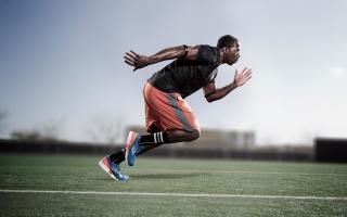 легкая атлетика бег на короткие дистанции