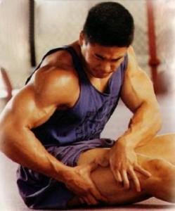 Боль в мышцах после тренировки как избавиться