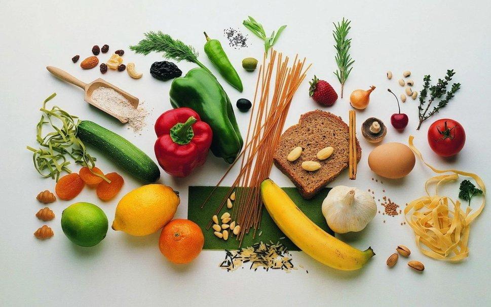 Как правильно питаться чтобы быть здоровым.