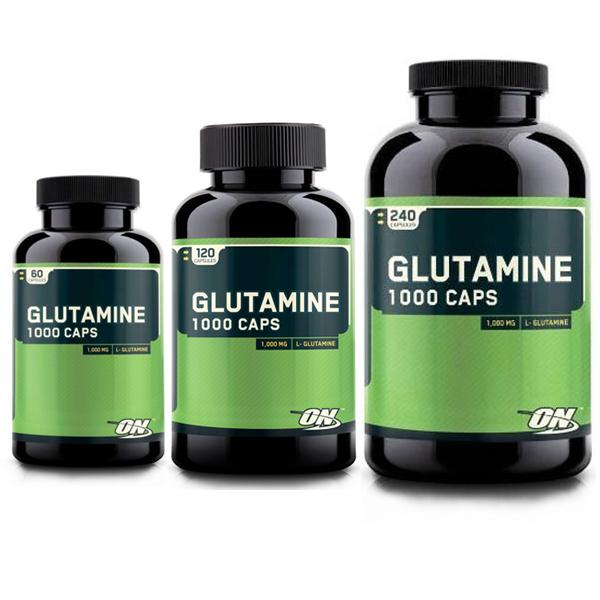 что такое глютамин