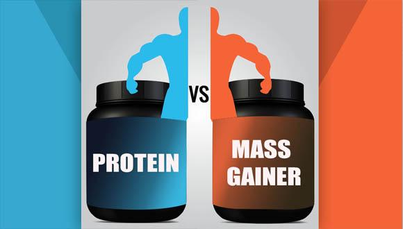 что лучше гейнер или протеин