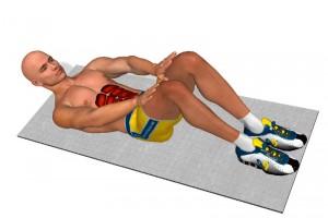 Упражнения для нижнего пресса для мужчин