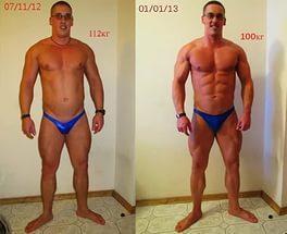 Девушки и туринабол до и после энди хуг колол стероиды